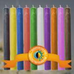 VELAS MISTERIOS (Naranja)| Comprar en ProductosEsotericos.com