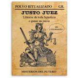 POLVOS JUSTO JUEZ| Comprar en ProductosEsotericos.com