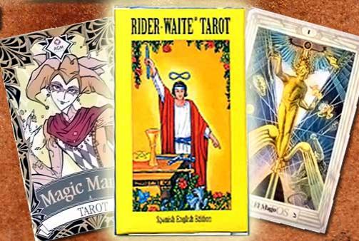 ¿Qué baraja del Tarot es mejor?