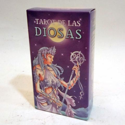 TAROT DE LAS DIOSAS| Comprar en ProductosEsotericos.com