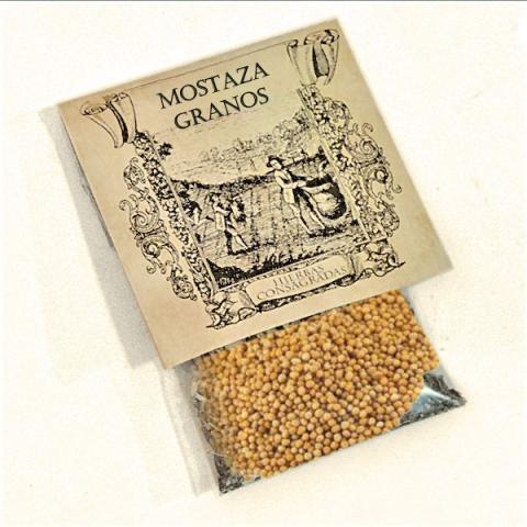 MOSTAZA (SEMILLAS)| Comprar en ProductosEsotericos.com