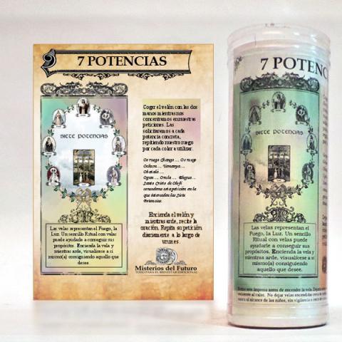 VELON 7 POTENCIAS| Comprar en ProductosEsotericos.com