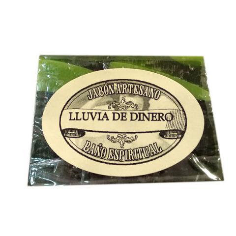 JABÓN LLUVIA DE DINERO| Comprar en ProductosEsotericos.com