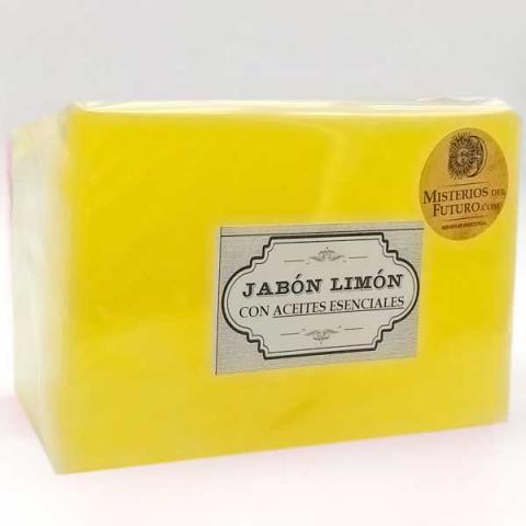 JABÓN LIMÓN| Comprar en ProductosEsotericos.com