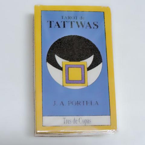 TAROT TATTWAS| Comprar en ProductosEsotericos.com