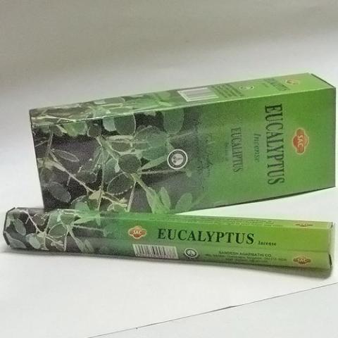 INCIENSO EUCALIPTO  Comprar en ProductosEsotericos.com