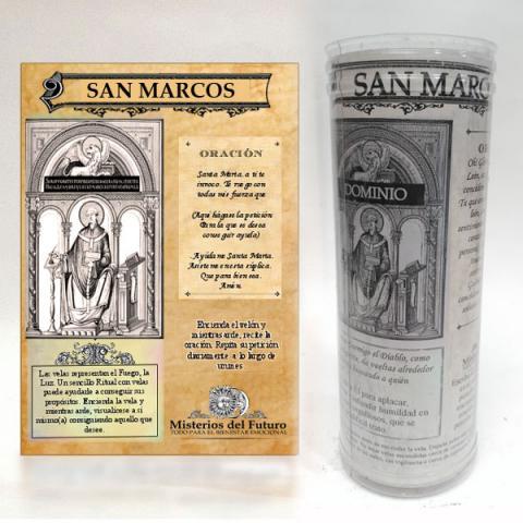 VELON SAN MARCOS DOMINIO| Comprar en ProductosEsotericos.com