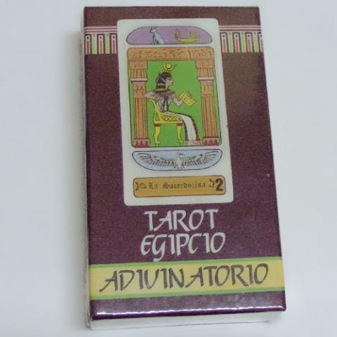 TAROT EGIPCIO ADIVINATORIO| Comprar en ProductosEsotericos.com