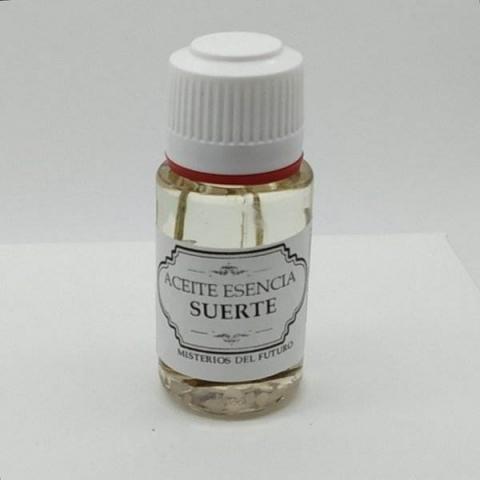Aceite Esencia Suerte| Comprar en ProductosEsotericos.com