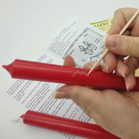 RITUAL AMARRE 7 NUDOS  Comprar en ProductosEsotericos.com