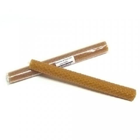 VELA CERA VIRGEN LARGA 1 cm  Comprar en ProductosEsotericos.com