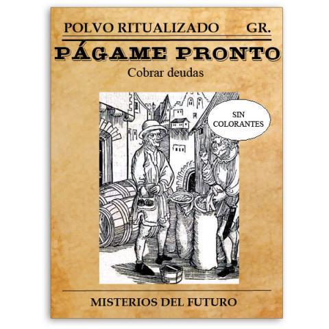 POLVOS PAGAME PRONTO| Comprar en ProductosEsotericos.com