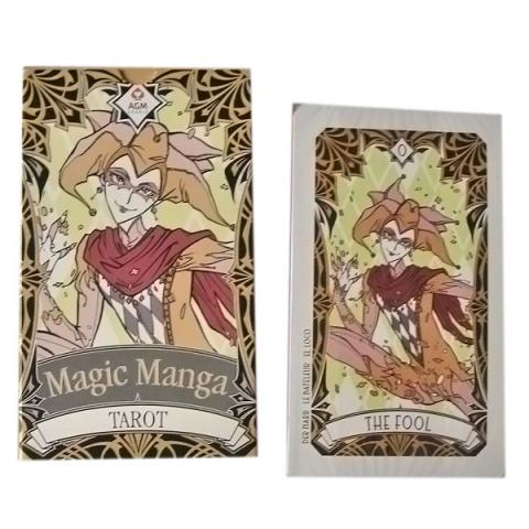 TAROT MAGIC MANGA| Comprar en ProductosEsotericos.com
