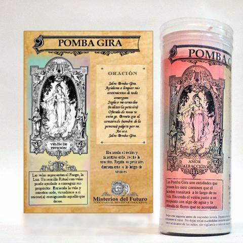 VELÓN POMBA GIRA| Comprar en ProductosEsotericos.com