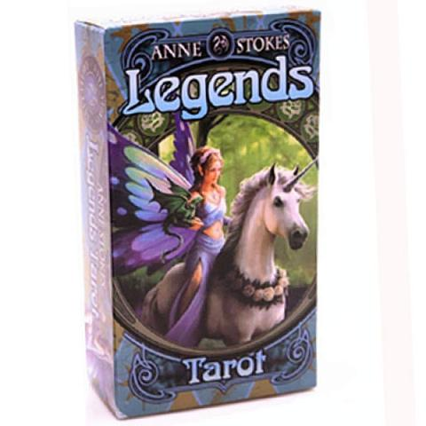 TAROT LEGENDS| Comprar en ProductosEsotericos.com