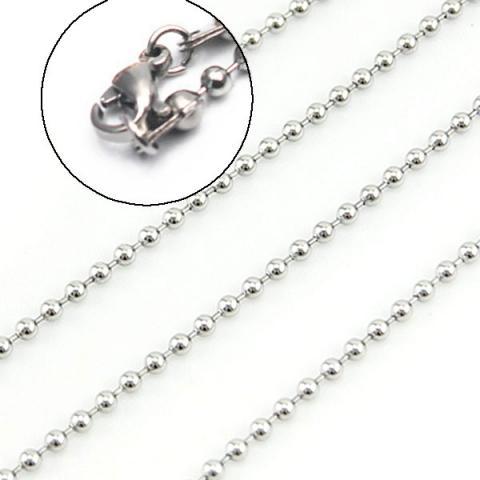 CADENA INOX. BOLAS 60| Comprar en ProductosEsotericos.com