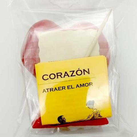 VELA CORAZÓN | Tienda Esotérica
