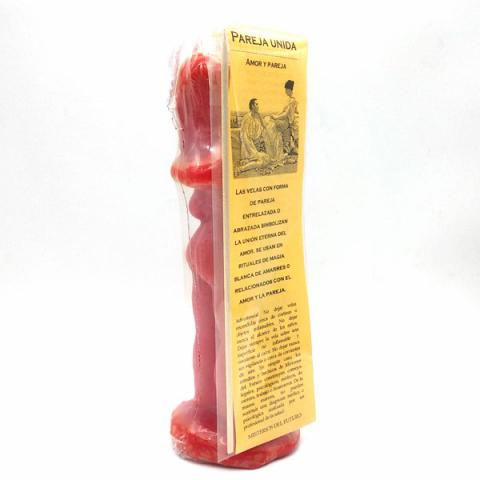 VELON PAREJA UNIDA (Rojo)| Comprar en ProductosEsotericos.com