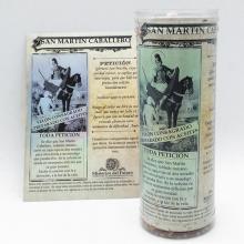 VELON SAN MARTÍN CABALLERO| Comprar en ProductosEsotericos.com