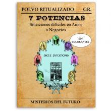 POLVOS 7 POTENCIAS| Comprar en ProductosEsotericos.com