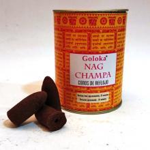 CONOS REFLUJO NAG CHAMPA| Comprar en ProductosEsotericos.com