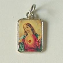 MEDALLA CORAZÓN DE JESUS| Comprar en ProductosEsotericos.com