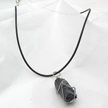 COLGANTE TURMALINA CON CORDÓN| Comprar en ProductosEsotericos.com