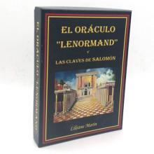 CAJA ORÁCULO LE NORMAND| Comprar en ProductosEsotericos.com