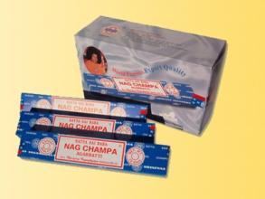 INCIENSO NAG CHAMPA| Comprar en ProductosEsotericos.com