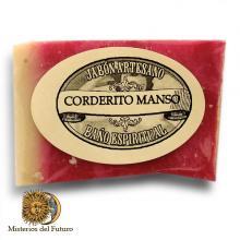 JABÓN CORDERITO MANSO| Comprar en ProductosEsotericos.com