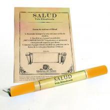 VELA RITUALIZADA NARANJA SALUD (Naranja)| Comprar en ProductosEsotericos.com